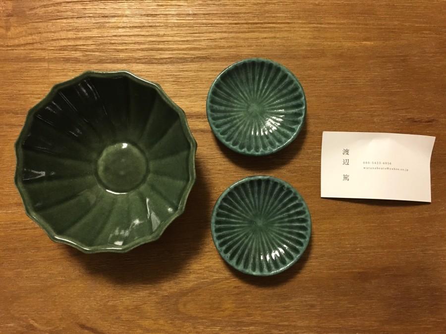渡辺篤 益子陶器市戦利品