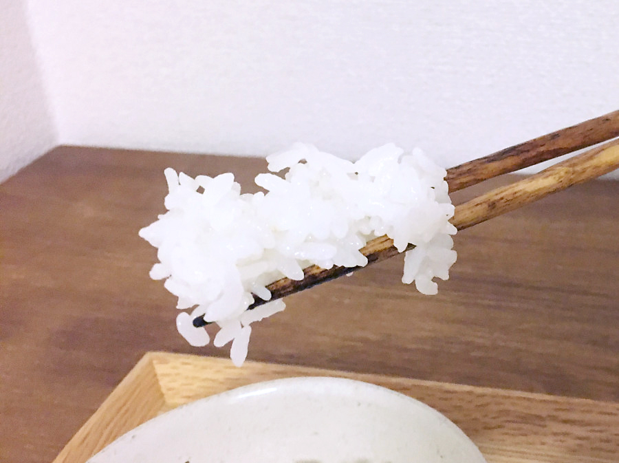 ストウブ 炊飯 炊飯器のお米