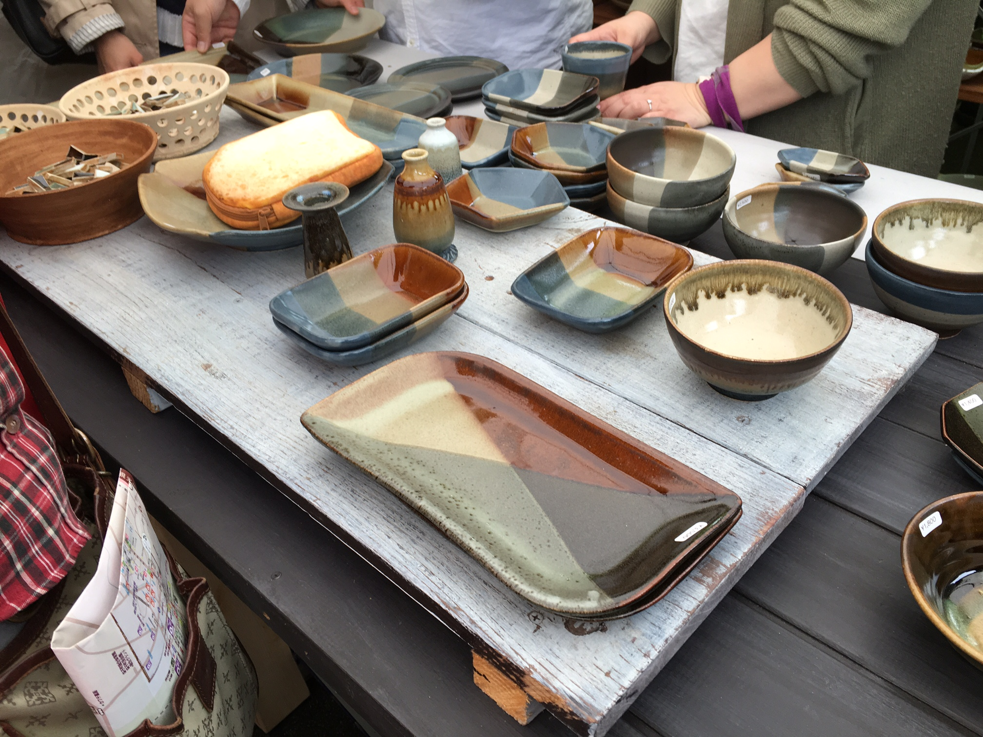 佐々木康弘 益子陶器市2016年春
