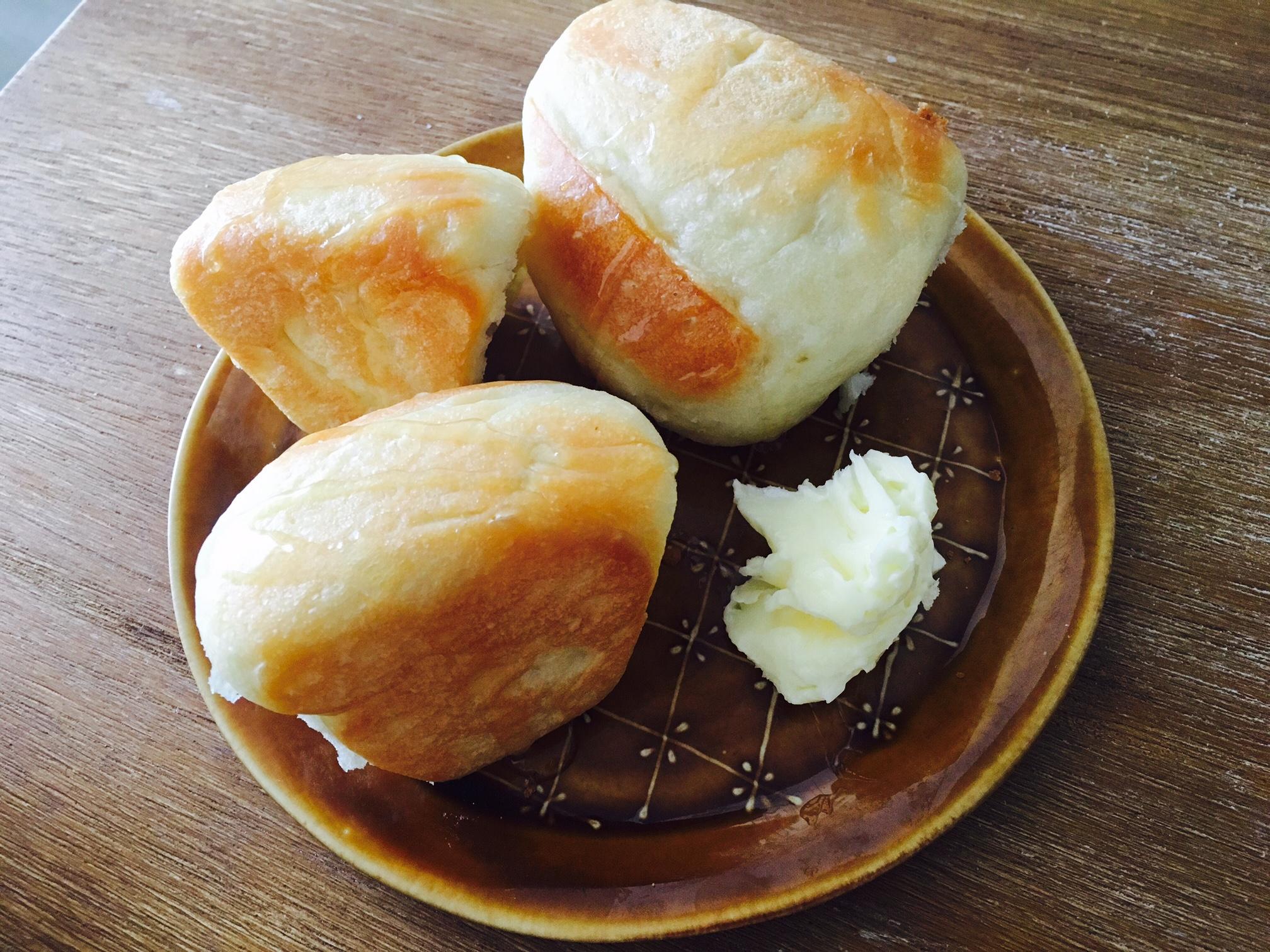 無水鍋 パン 作り方18