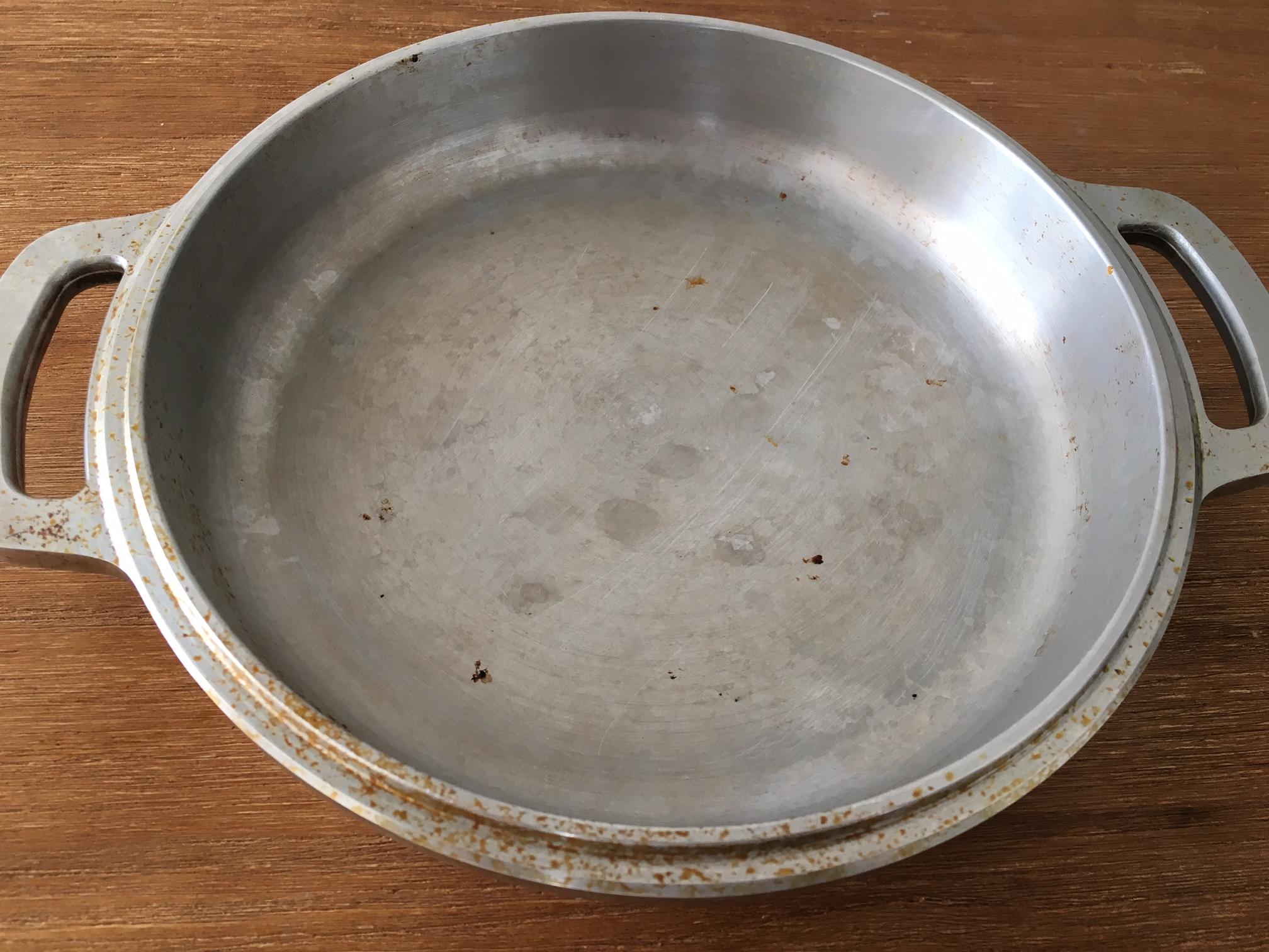 無水鍋 手入れ