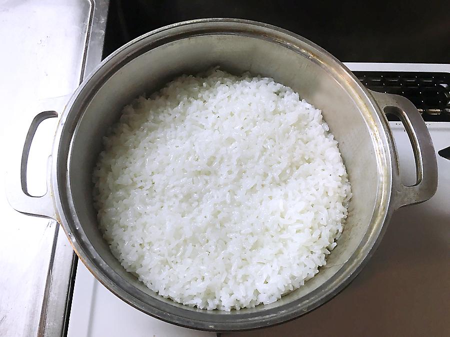 ストウブ 炊飯