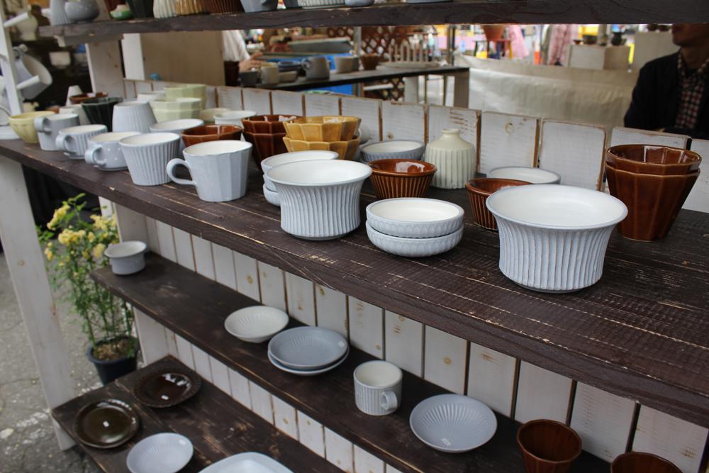 益子陶器市 2016年 秋