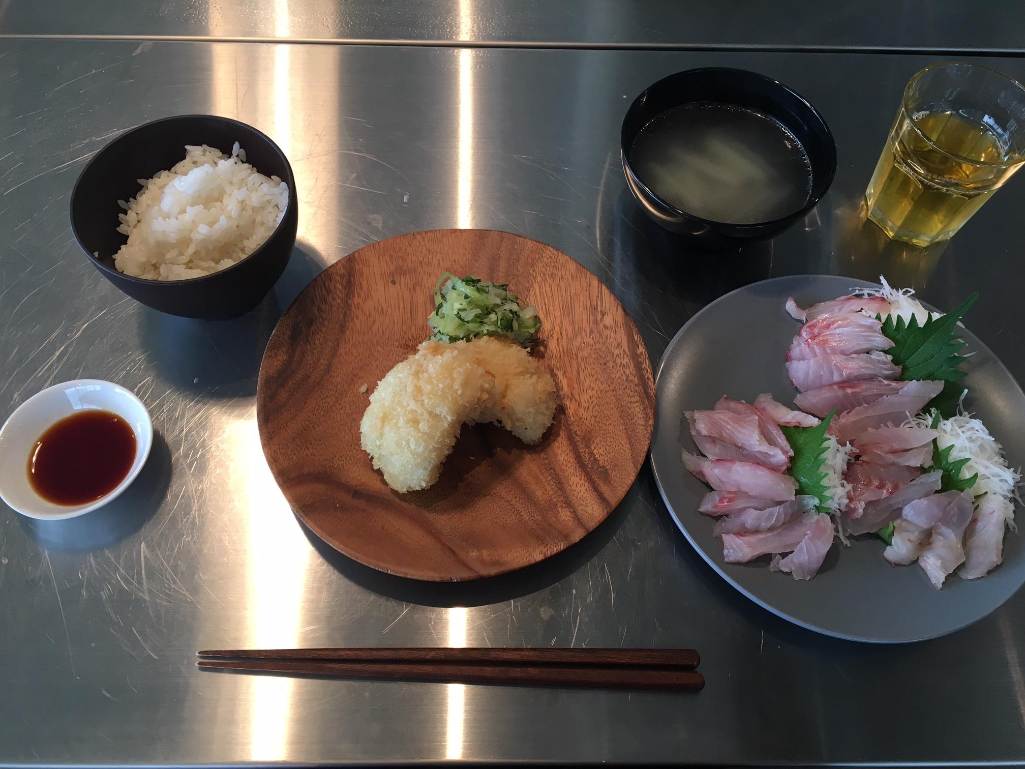 魚 さばき方 教室7