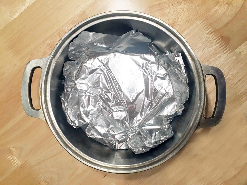 無水鍋 焼き芋 作り方 1