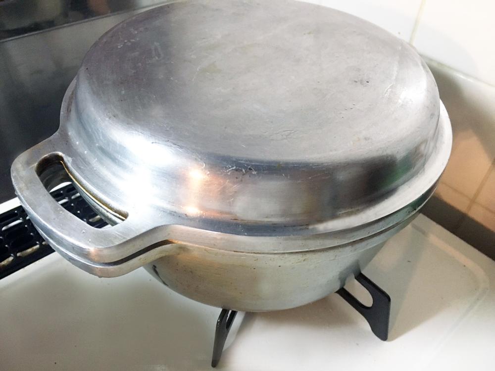 無水鍋 さつまいも 作り方 3