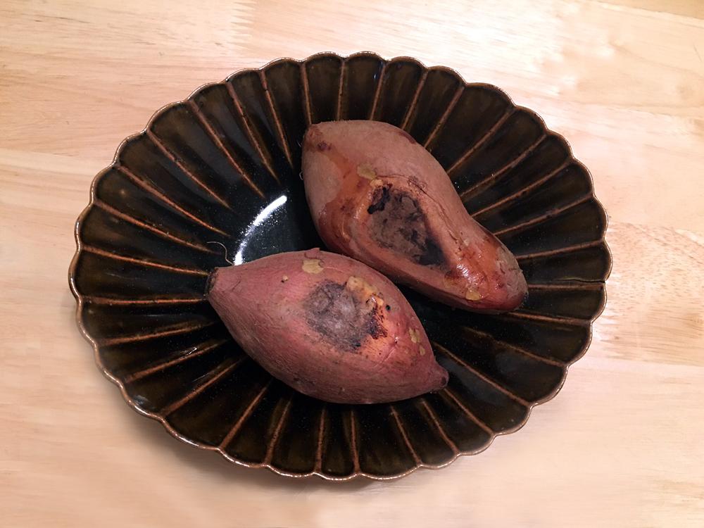 無水鍋 焼き芋 作り方 レシピ