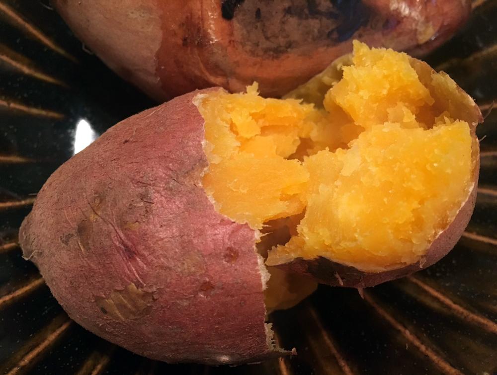 無水鍋 焼き芋 作り方 5