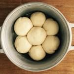 無水鍋 パン 作り方13